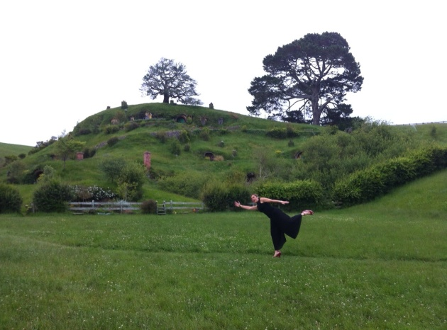 Hobbiton fields