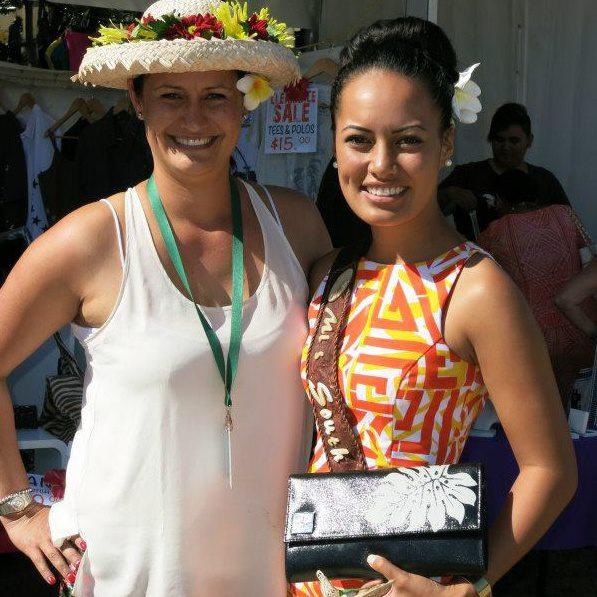 Miss Samoa & Rach