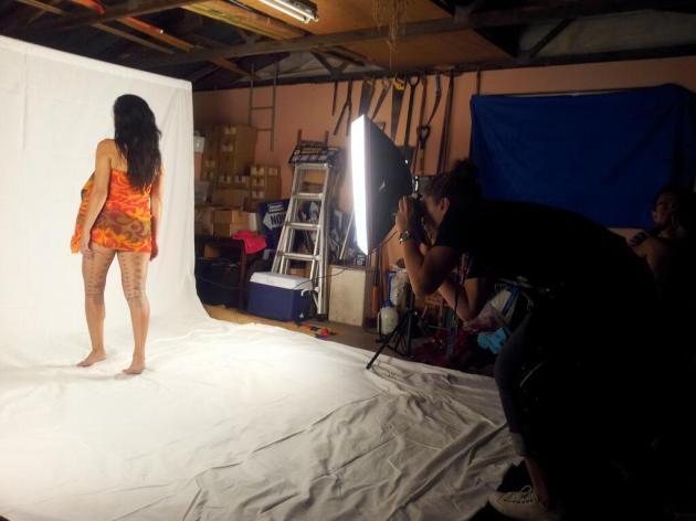 Telesa shoot