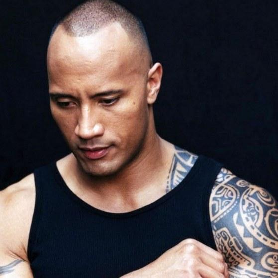 dwayne-johnson-actor-man-body-tattoos-athletic-build-shirt-bald-body-502482083