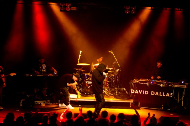 ddot in concert