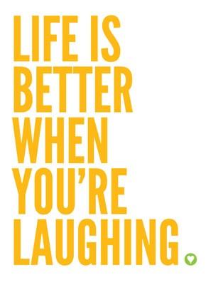 July - Laugh